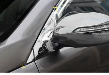 New Chrome A&C Pillar Cover Molding 8 pcs K039 for Kia Sportage 2011 ~ 2015