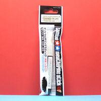 Tamiya #87086 Weathering Stick (water base type) [SAND]