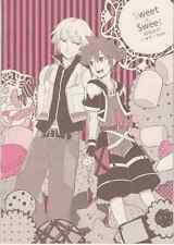 KINGDOM HEARTS doujinshi Riku X Sora ( Ssize ) Sweet x Sweet