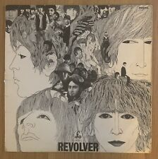 The Beatles / Revolver -  Vinyl Lp UK 2nd press 1966 MONO PMC7009 Dr Robert x2