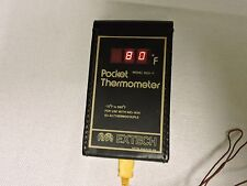 Vintage Extech Model 1500-F Pocket Thermometer