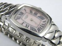 Rotary LB02439/07 Ladies Stainless Steel Bracelet Wrist Watch - 100m