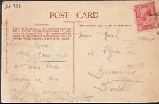 Family History Postcard - Harris - 14 Clyde Terrace, Bedminster, Bristol  RF386