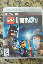 PS3 lego  Dimensions Video Game Complete