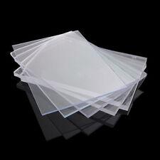 2/3/4/6/8mm Plexiglas Acrylglas Zuschnitt Platte glasklar