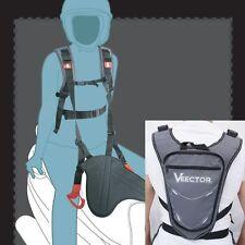 Sac à dos sécurité VEECTOR Spyder Belt 2 harnais enfant moto maintien passager