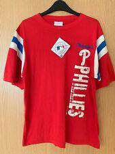 Philadelphia Phillies Major League Genuine Team T Shirt - New With Tags XL