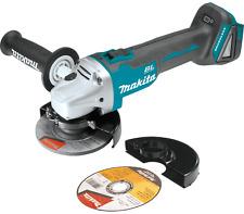"Makita XAG03Z 18V LXT®  Brushless Cordless 4‑1/2"" / 5"" Cut‑Off/Angle Grinder NEW"