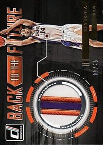 2015-16 Donruss Basetball Insert/Parallel/Jersey Singles (Pick Your Cards)