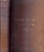 1890 GEORGIA HENRY GRADY JOEL CHANDLER HARRIS SLAVERY CIVIL WAR UNCLE REMUS GUY