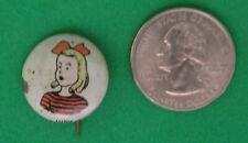 Kellogg's Pep Pin Judy 1946 Comic Strip Series Famous Artists Syn B