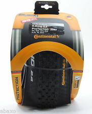 Continental X King Tire 29 x 2.2 ProTection Folding TR Black Chili Rubber UST
