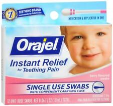 Teething Gel/Swabs