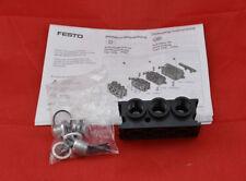 Festo CPE14-PRS-EP 164969 Endplatte Anschlussblock Pneumatik NEU in OVP