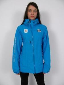 RARE HUDSON'S BAY CO VANCOUVER WINTER 2010 OLYMPIC VOLUNTEER JACKET COAT~XS
