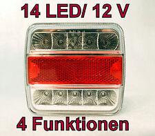 LED Anhänger Rücklicht Rückleuchten LED Anhänger Licht Leuchte Trailer