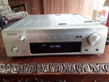 DENON DRA F-102 DAB/FM RECEIVER AMPLIFIER FULL REMOTE  GREAT CONDITION.