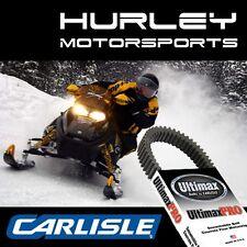 "CARLISLE ""Ultimax Pro"" Snowmobile Belt 140-4352U4 SkiDoo 417-300-197"