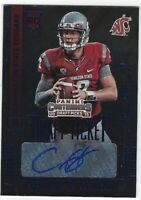 2015 CONTENDERS DRAFT PICKS CONNOR HALLIDAY FOIL AUTO RC #169 WASHINGTON STATE
