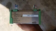 PHOENIX CONTACT QUINT 5 PS-120 POWER SUPPLY 78-103-4300 120V I/P 24VDC O/P