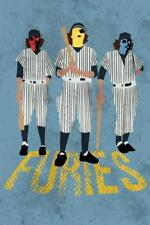 Baseball Furies Minimalist Movie inch Poster 24x36 inch