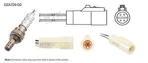 NGK NTK Oxygen Lambda Sensor OZA729-D2 fits Ford LTD 3.9 (DA), 3.9 (DC), 4.0 ...