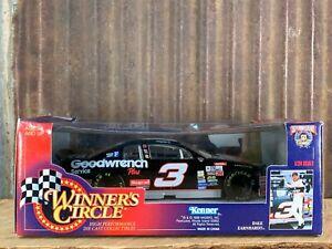 Dale Earnhardt Sr. #3, Goodwrench 50th Anniversary 1:24 Scale Hasbro Win Cir NIB