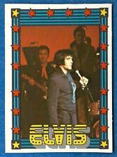 1978 Monty Gum ELVIS PRESLEY card from Holland (blank back)              f