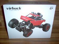 VIRHUCK RC / Rock Crawler Rouge 1:18 / 4WD / 4,8v / 2,4 GHz / 100% RTR 1139 NEUF