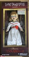 "Annabelle Mezco Living Dead Dolls Halloween 10"" Conjuring Possessed In Hand Mint"