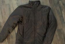 Womens Brown Columbia Interchange Jacket Zip In Liner Medium