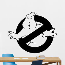 Ghostbusters Logo Wall Vinyl Decal Ghost Movie Sticker Art Decor Mural 88zzz