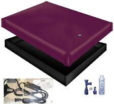 Free Flow Waterbed Mattress / Liner / Heater / Fill Drain Kit