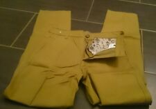 8) MAP Jeans Chino  KHAKIS USA RED APPLE  W 30 L 32 Style NEUWERTIGER Zustand