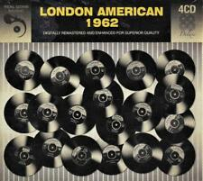 LONDON AMERICAN 1962 - VARIOUS ARTISTS (NEW SEALED 4CD) 2