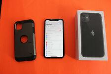New listing Apple iPhone 11 - 64Gb - Black (Verizon) A2111 (Cdma + Gsm) #508+C