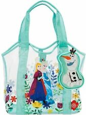Disneys Frozen Glittery Swim Bag New With Tags