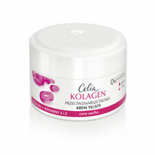 CELIA COLLAGEN VITAMINS A E ANTI WRINKLE DAY NIGHT RICH CREAM PARABEN FREE