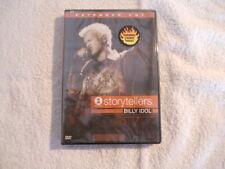 Billy Idol 'Storytellers' 2001 DVD Imag $ E USA Code 1 104 Min. New Sealed
