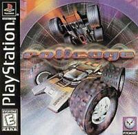 Rollcage Playstation 1 Game PS1 Used Complete