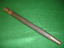 Wwi British P1907 Bayonet Scabbard