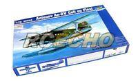 TRUMPETER Aircraft Model 1/72 Antonov An-2V Colt on Float Hobby 01606 P1606