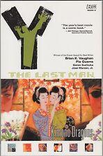 Y: The Last Man, Vol. 8: Kimono Dragons by Brian K. Vaughan, Pia Guerra TPB 1ST