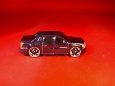 100% HOT WHEELS CADILLAC ESCALADE LUXURY SUV RUBBER TIRE LIMITED EDITION