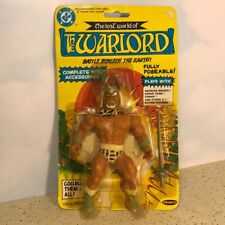 LOST WORLD OF WARLORD ACTION FIGURE MOC 1982 REMCO DC COMICS WARRIOR BEAST CONAN