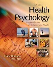 Health Psychology Linda Brannon Paperback International Student Edition