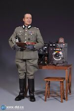 Dragon in 1/6 DID Dreams WW II German principali SIGNOR direttore, Wh FANTERIA Communications