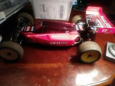 Team Associated RC10B6D 1/10 Scale Off-Road Buggy and lots of extras