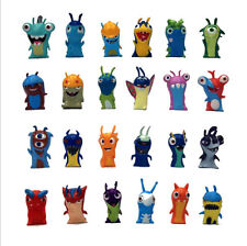 Slugterr Figure set 24 pc PVC Slugterra Action Figure toy doll collect Cute Gift