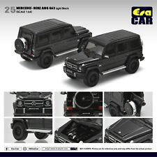Era Mercedes-Benz G63 AMG Black 1/64